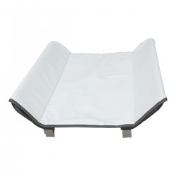 Baby Changer Travel Cot Cloud