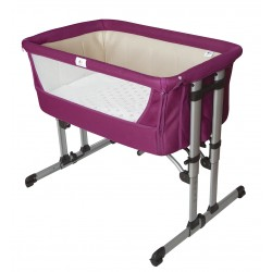 Little Crib Stars Fucsia CANOPY NOT INCLUDED