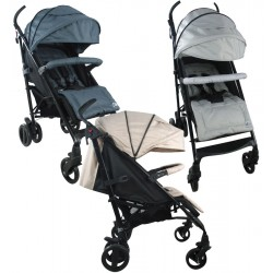 Stroller black Coupe